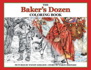 THE BAKER'S DOZEN COLORING BOOK: A GRAYS - 2873155304
