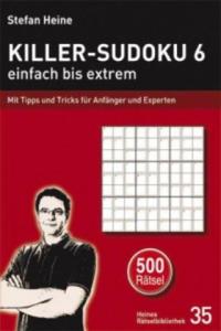 Killer-Sudoku. Bd.6 - 2826621658