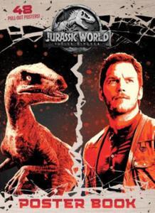 Jurassic World: Fallen Kingdom Poster Book (Jurassic World: Fallen Kingdom) - 2906251745