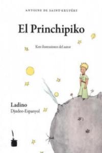 El Princhipiko, Wendecover. Der kleine Prinz, Ladino-Ausgabe - 2826707933