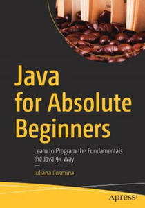 Java for Absolute Beginners - 2882801051