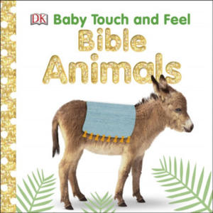 Baby Touch and Feel Bible Animals - 2898770246