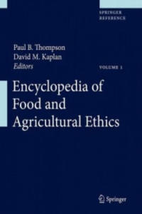 Encyclopedia of Food and Agricultural Ethics - 2854236142