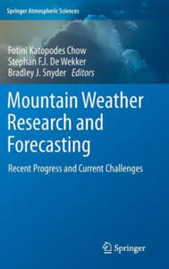 Mountain Weather Research and Forecasting - 2854192750