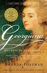 Georgiana Duchess of Devonshire - 2843492372