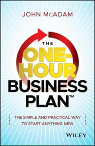 One-Hour Business Plan - 2854189206