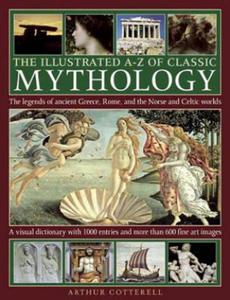 Illustrated A-Z of Classic Mythology - 2826833434