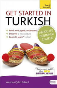 Get Started in Turkish Absolute Beginner Course - 2826830055