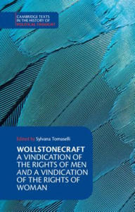 Wollstonecraft: A Vindication of the Rights of Man and a Vindication of the Rights of Woman and Hints - 2854224284
