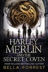 Harley Merlin and the Secret Coven - 2861919108