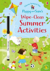 Poppy and Sam's Wipe-Clean Summer Activities - 2900290194