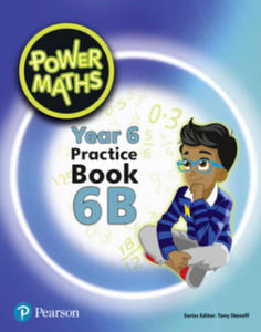 Power Maths Year 6 Pupil Practice Book 6B - 2891719713
