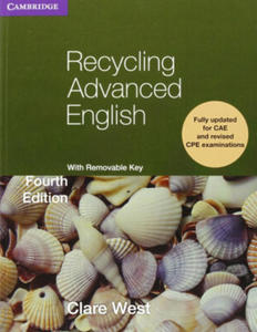 Recycling Advanced English Student's Book - 2854536494