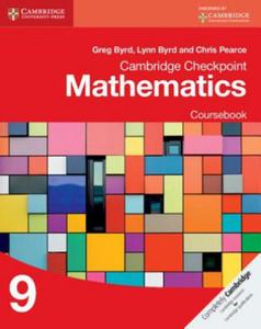 Cambridge Checkpoint Mathematics Coursebook 9 - 2869351428