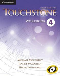 Touchstone Level 4 Workbook - 2826747623