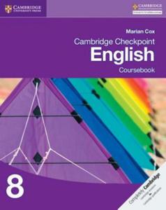 Cambridge Checkpoint English Coursebook 8 - 2869352054