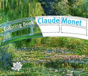 Colouring Book Monet - 2854185948