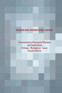 Foundations of Financial Markets and Institutions - 2826643641