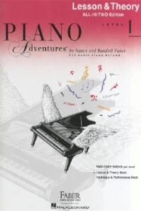 Piano Adventures - 2854374160
