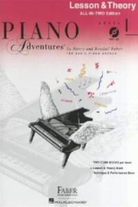 Piano Adventures - 2854380206