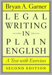 Legal Writing in Plain English - 2826847364