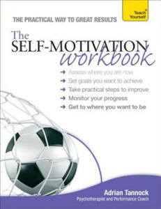 Teach Yourself the Self-motivation Workbook - 2854301741