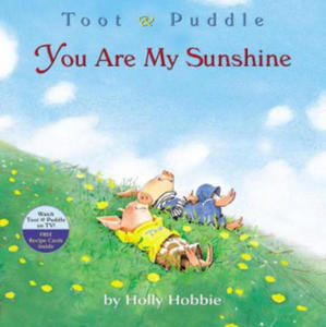 Toot & Puddle, You Are My Sunshine - 2826711497
