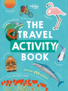 Travel Activity Book - 2861915279