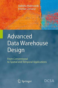 Advanced Data Warehouse Design - 2835874485