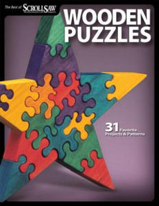 Wooden Puzzles - 2826766308