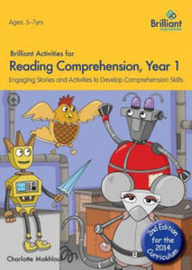 Brilliant Activities for Reading Comprehension, Year 1 (2nd Ed) - 2882122491