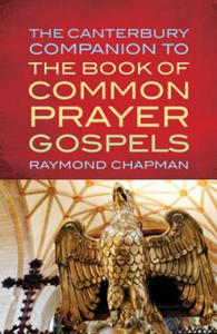 Canterbury Companion to the Book of Common Prayer Gospels - 2854302394
