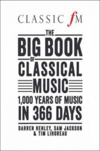 Big Book of Classical Music - 2834156853