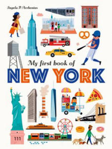 My First Book of New York - 2906136275