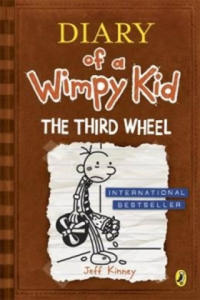 Third Wheel (Diary of a Wimpy Kid book 7) - 2826625733