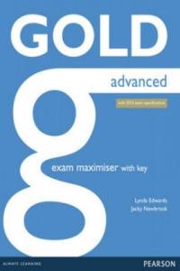 Gold Advanced Maximiser with Key - 2826810778