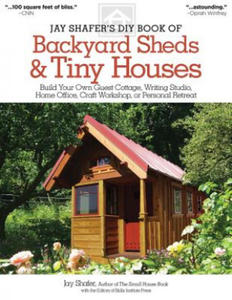 Jay Shafer's DIY Book of Backyard Sheds and Tiny Houses - 2846569619
