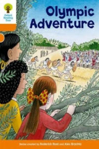Oxford Reading Tree: Stage 6: More Stories B: Olympic Advent - 2854303423