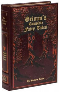 Grimm's Complete Fairy Tales - 2827109204