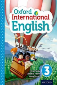 Oxford International Primary English Student Book 3 - 2841664074