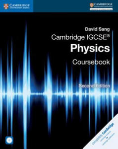 Cambridge IGCSE (R) Physics Coursebook with CD-ROM - 2826687610