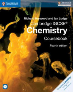 Cambridge IGCSE (R) Chemistry Coursebook with CD-ROM - 2826786673