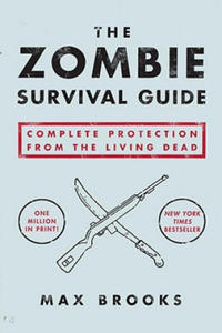 The Zombie Survival Guide, English edition. Der Zombie Survival Guide, englische Ausgabe - 2826628033