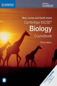 Cambridge IGCSE (R) Biology Coursebook with CD-ROM - 2850772468