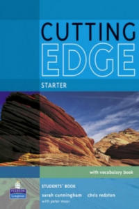 Cutting Edge Starter Student's Book (Standalone)