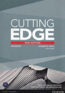 Cutting Edge Advanced New Edition Students' Book and DVD Pac - 2826649926