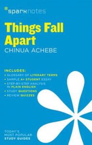 Things Fall Apart SparkNotes Literature Guide - 2826714263