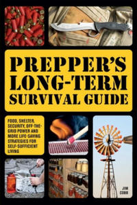 Prepper's Long-Term Survival Guide - 2826724263