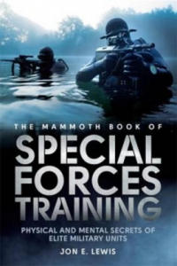 Mammoth Book of Special Forces Training - 2837310514