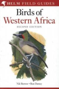 Birds of Western Africa - 2826835491